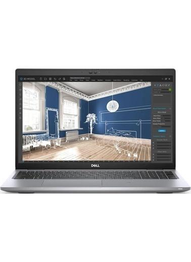 """Dell Dell Precision M3560 8671 i7-1185G7 16GB 512SSD T500 15.6"""" W10Pro FullHD Taşınabilir Bilgisayar Renkli"""